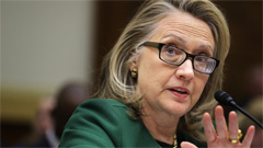 Hillary testifying Benghazi committee