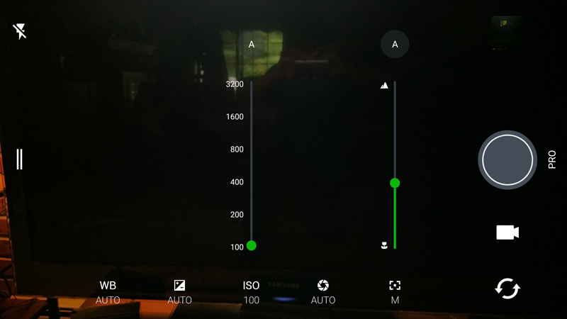 HTC 10 PRO mode