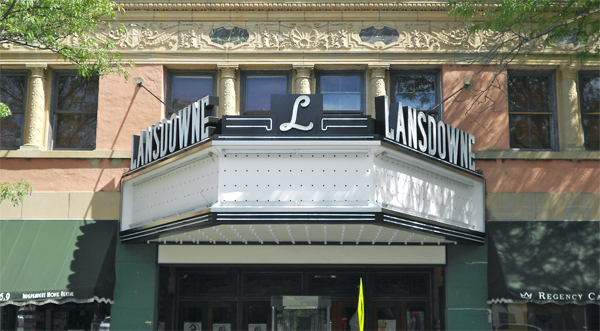 Lansdowne Movie Theater